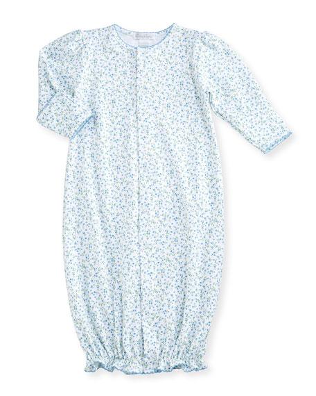 Kissy Kissy Spring Meadow Convertible Pima Sleep Gown,