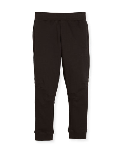 Bryne Fleece Sweatpants, Size 4-6
