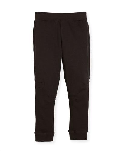 Bryne Fleece Sweatpants, Size 4-6