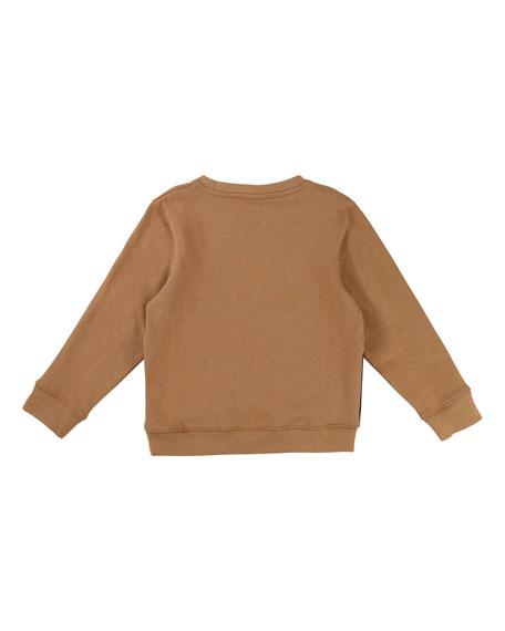 Hey Dude Dino Sweatshirt, Size 4-8