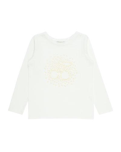 Golden Cherry T-Shirt  Size 3-8