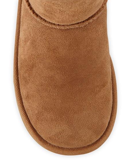 Bailey Bow II Sheepskin Boot, Kid Sizes 13T-6Y