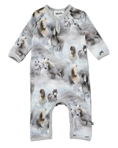 Fiona Jersey Coverall, Size 3-12 Months