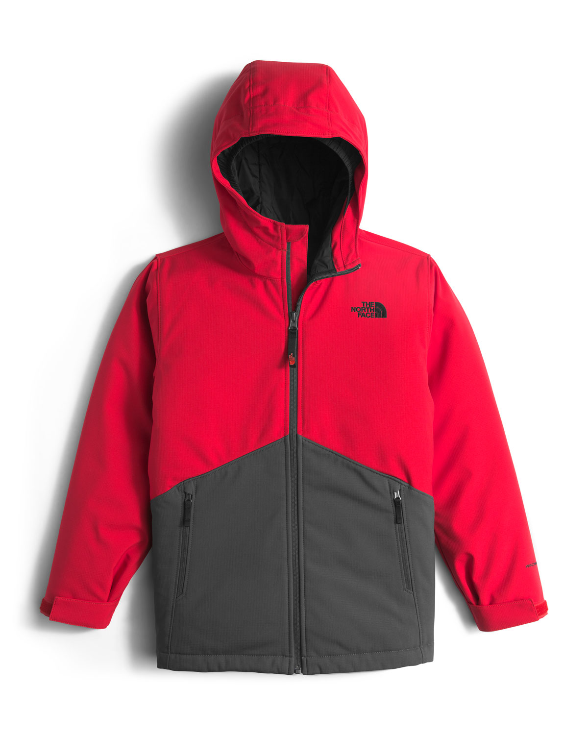 The North Face Apex Elevation Colorblock Jacket Red Black Size Xxs