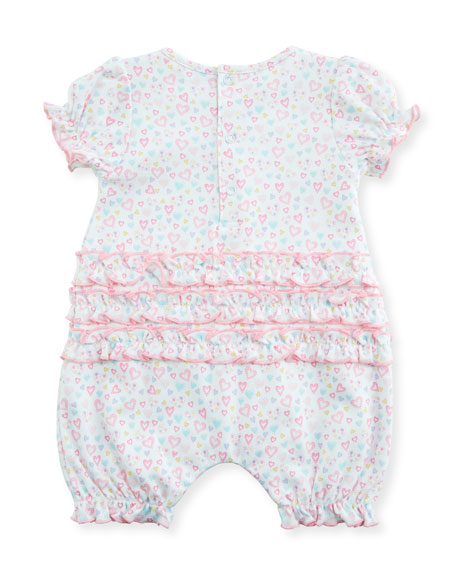 Dina Darlings Ruffle Playsuit, Size 3-18 Months