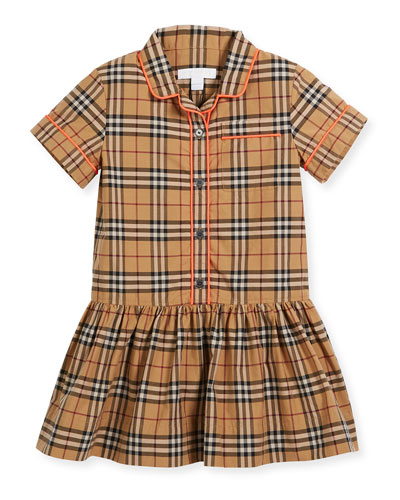 c38ac7d6f397 Burberry Girls  Clothes   Dresses at Neiman Marcus