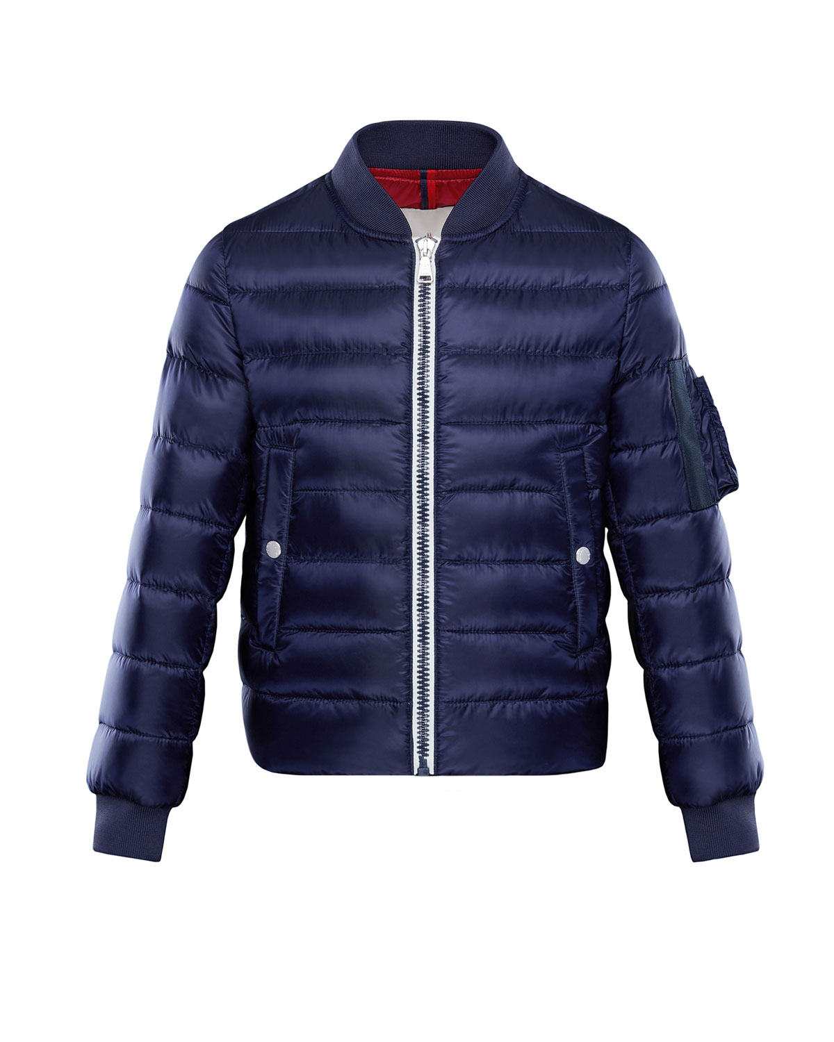 33186187fa48 Quick Look. Moncler · Aiden Quilted Bomber Jacket ...