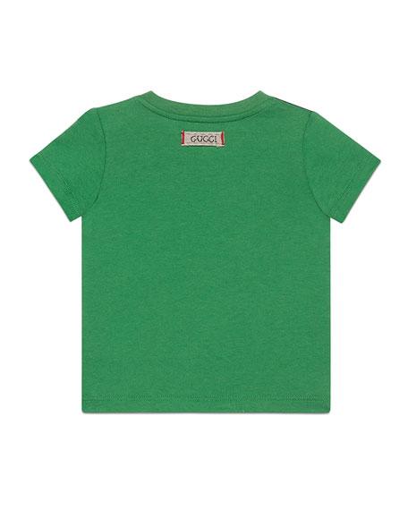 Cat Pirate Short-Sleeve T-Shirt, Size 6-36 Months