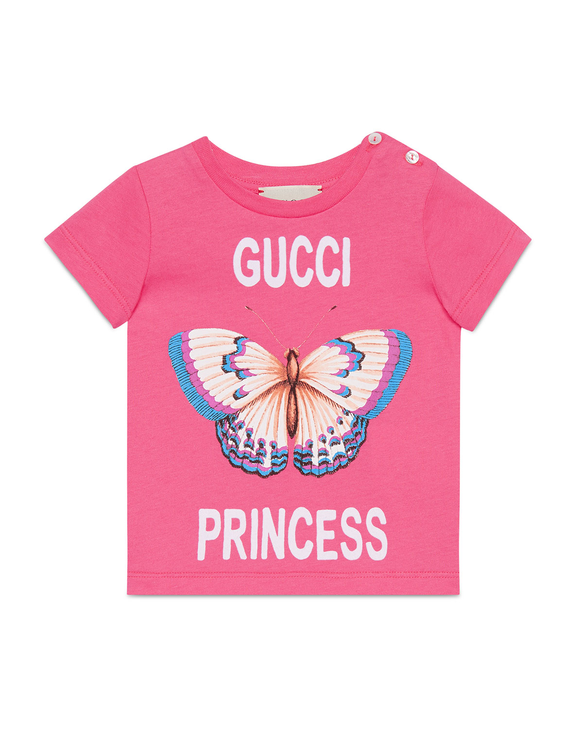 aa91c578 Gucci Gucci Princess Butterfly T-Shirt, Size 6-36 Months | Neiman Marcus
