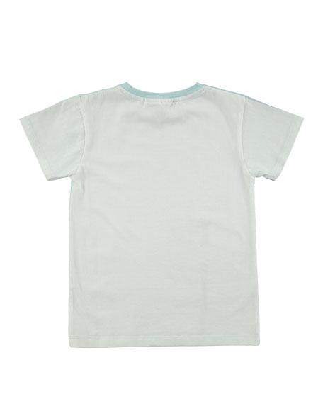 Raul Water Slide Short-Sleeve Tee, Size 4-10