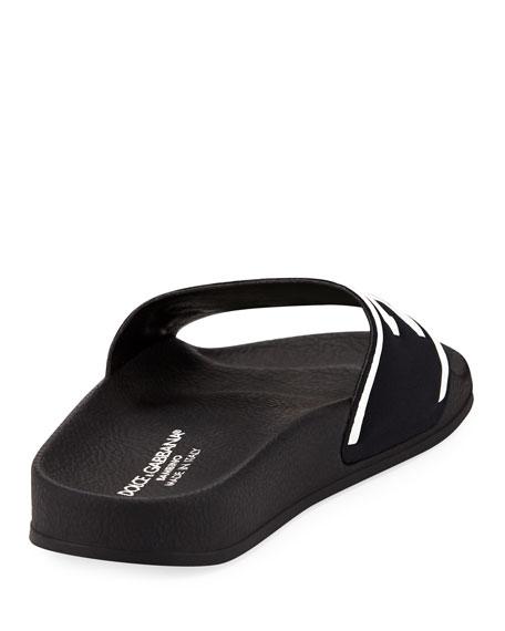Chiabatta D&G 2012 Pool Slide Sandals, Toddler/Kids