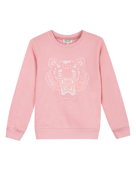Kenzo Tiger Face Icon Sweatshirt, Sizes 14-16