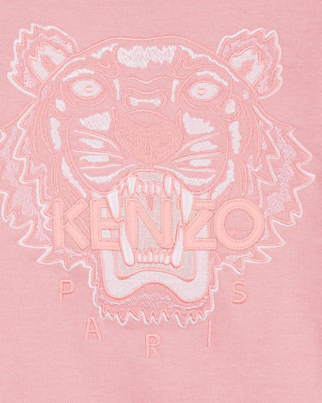 Kenzo Tiger Face Icon Sweatshirt, Sizes 8-12