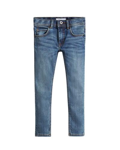 Skinny Denim Jeans  Size 4-14