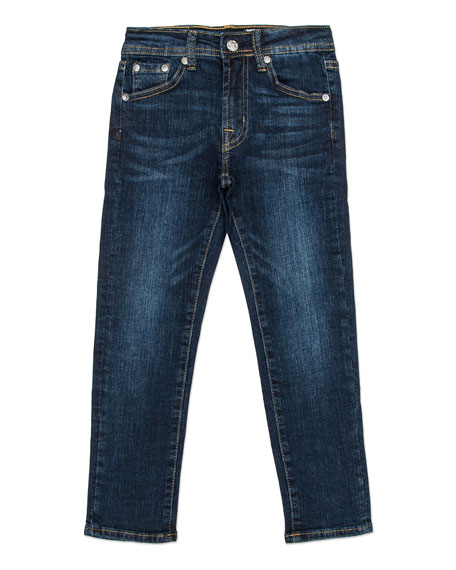 AG Boys' Stryker Slim Straight Denim Jeans, Size 4-7