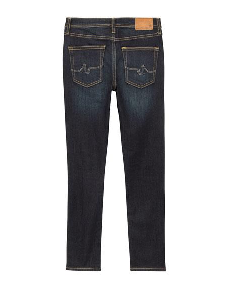 AG Boys' Kingston Roadside Slim Skinny Distressed Denim Jeans, Size 4-7