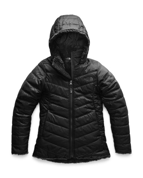 The North Face Mossbud Swirl Reversible Parka, Size XXS-XL
