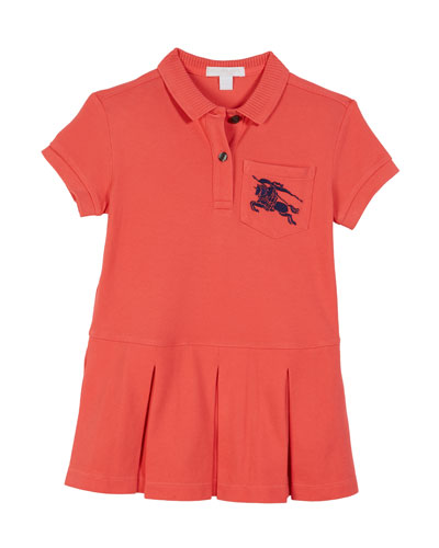Demelza Knit Polo Dress  Size 3-14