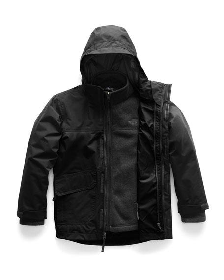 The North Face Gordon Lyons Triclimate Waterproof Jacket, Size XXS-XL
