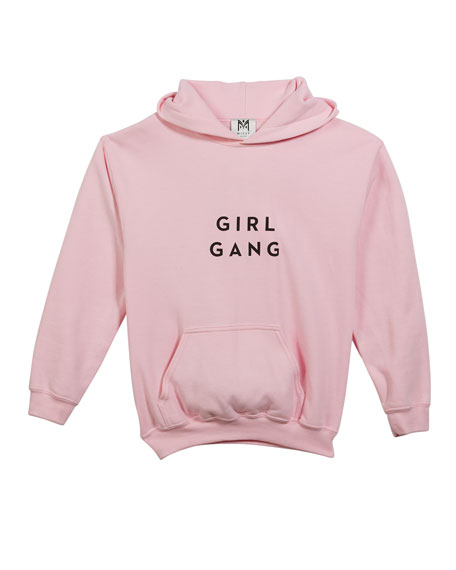 Milly Minis Girl Gang Hoodie, Size S-L
