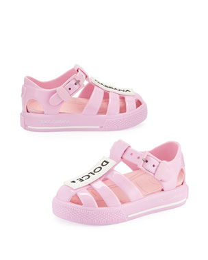 77c4b99efccc5 Dolce   Gabbana PVC Beachwear Cutout Sneaker