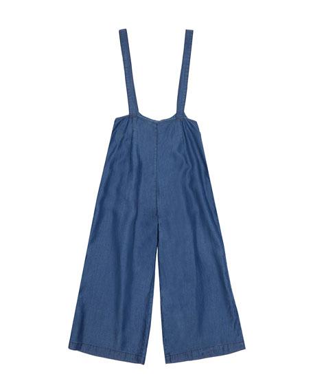 Habitual Ellen Wide-Leg Overalls, Size 7-14