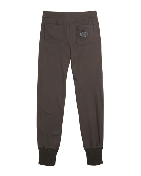 Stefano Ricci Boys' Jogger-Style Trousers, Size 10-14