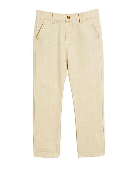 Appaman Linen-Blend Beach Pants, Size 2-14