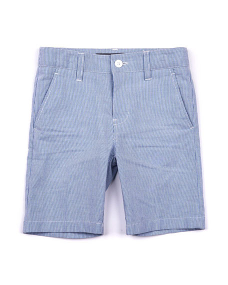 Appaman Striped Bermuda Shorts, Size 2-10