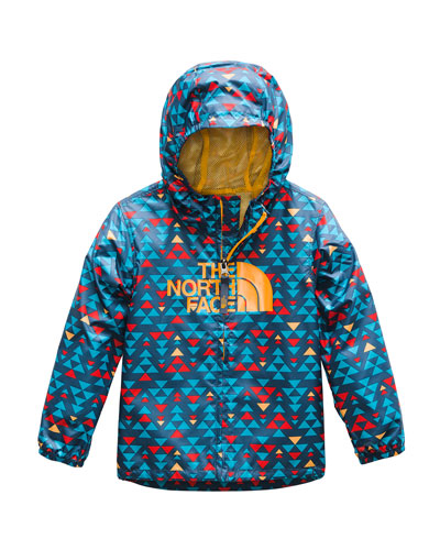 Novelty Flurry Printed Jacket  Size 2-4T