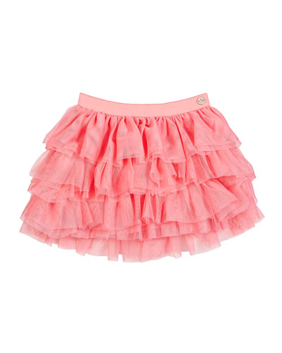 Tiered Tulle Skirt  Size 12-36 Months