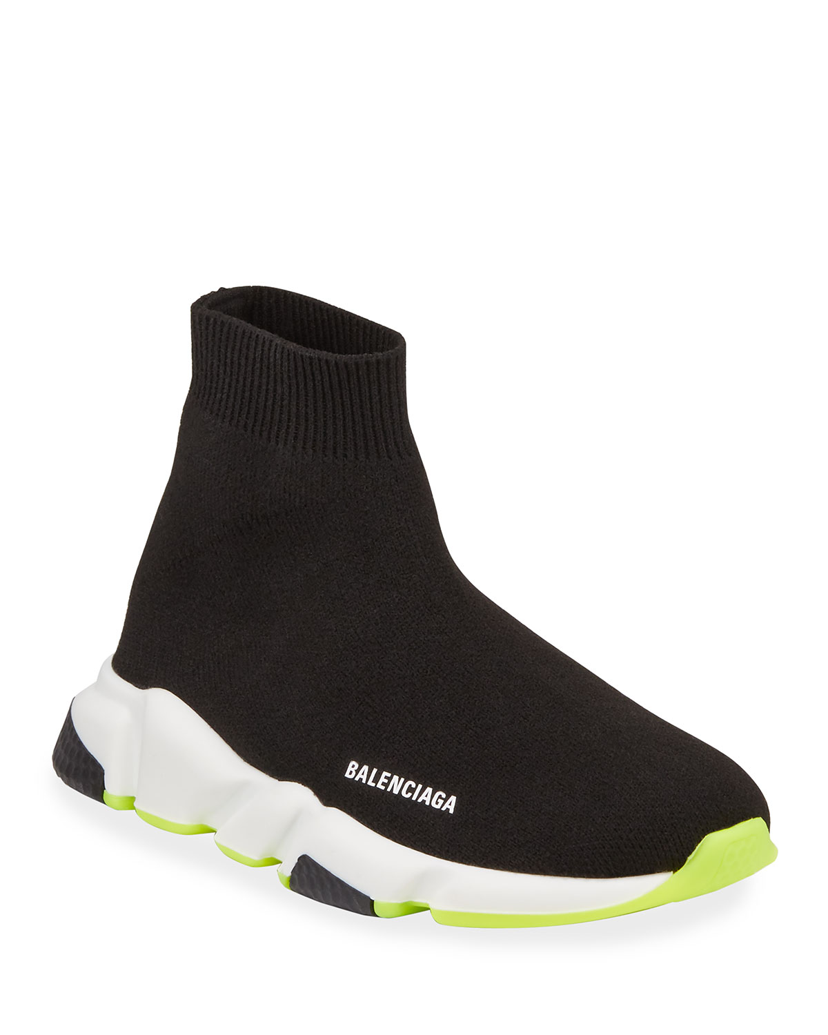 f026893687b225 Balenciaga Speed Mid-Top Trainer Sock Sneakers, Toddler/Kids ...
