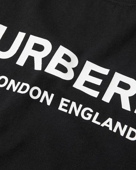 Burberry Robbie Logo Tee, Size 3-14