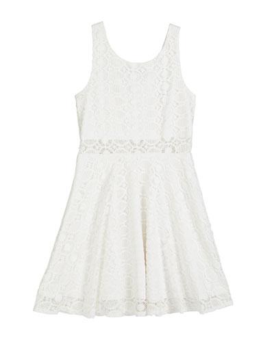 The Nancy Lace Dress  Size S-XL