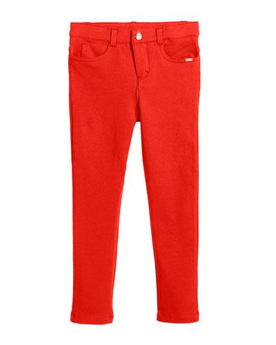 Basic Knit Trousers  Size 4-7