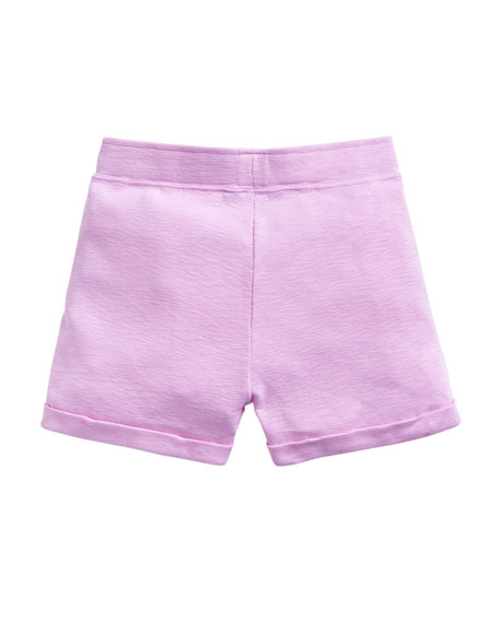 Joules Kittiwake Textured Knit Shorts, Size 3-10