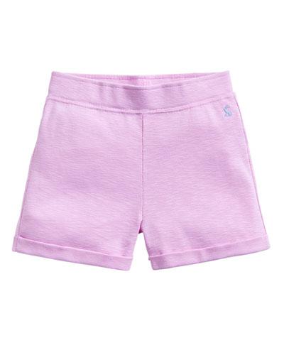 Kittiwake Textured Knit Shorts  Size 3-10