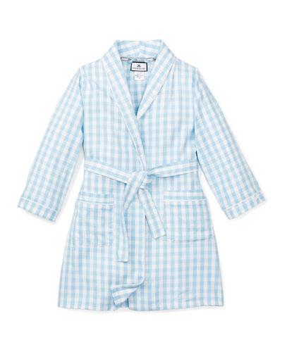 Gingham Robe  Size 2-14