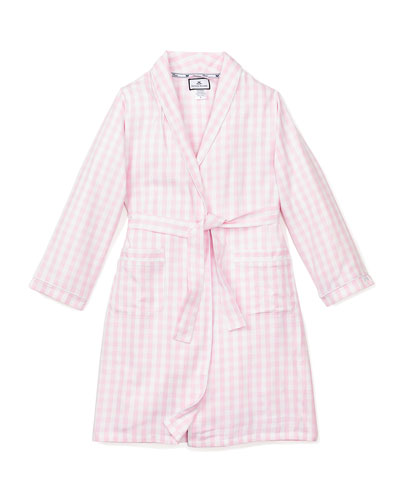 Gingham Robe  Size 2-14