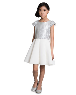 3d58d8678ca3 Designer Dresses for Girls at Neiman Marcus