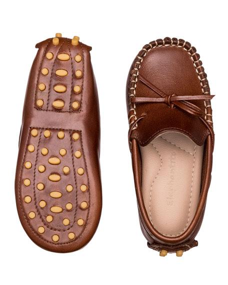 Elephantito Leather Driver Loafer, Toddler/Kids