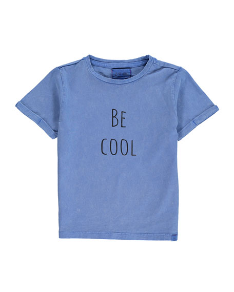 Me & Henry Be Cool Short-Sleeve T-Shirt, Size 2T-7