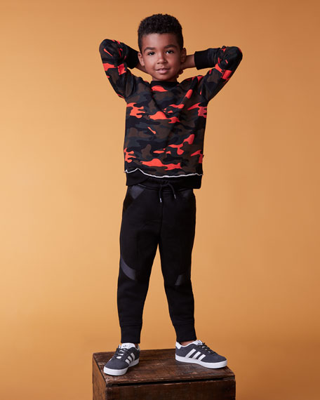 Appaman Wayfare Contrast Trim Sweatpants, Size 2-10