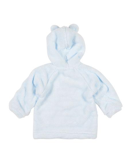 Florence Eiseman Plush Fleece Bear Hoodie w/ Matching Pants, Size 3-12 Months