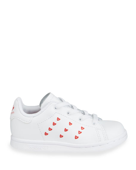 stan smith heart trainers