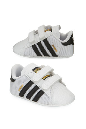 Adidas Superstar Classic Crib Sneakers, Baby