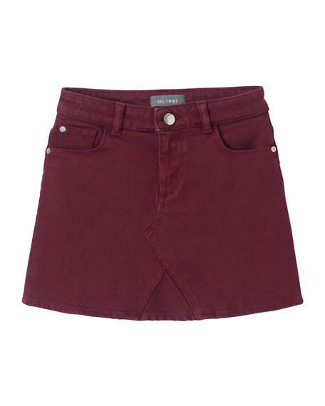 DL 1961 Jenny A-Line Skirt, Size 7-16