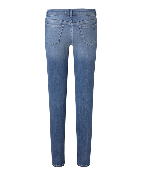 DL 1961 Girls' Chloe Noble Skinny Jeans, Size Youth 7-16
