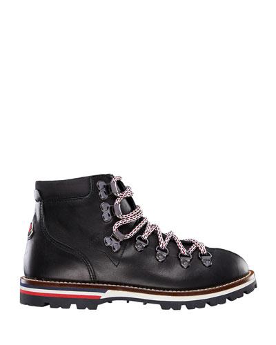 Petite Peak Mini Leather Hiking Boots  Toddler/Kids