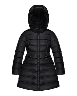 28272b433 Moncler Jackets & Coats for Kids at Neiman Marcus